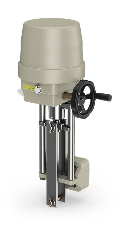 NEx-K actuators, certified to IECEx and ATEX